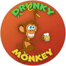 the drunky monkey